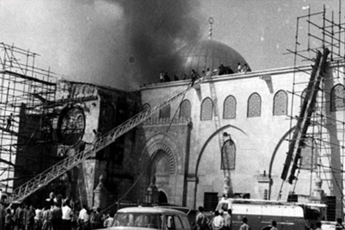 On 52nd Al-Aqsa arson anniversary, OIC emphasizes status of Al-Quds and its holy sites