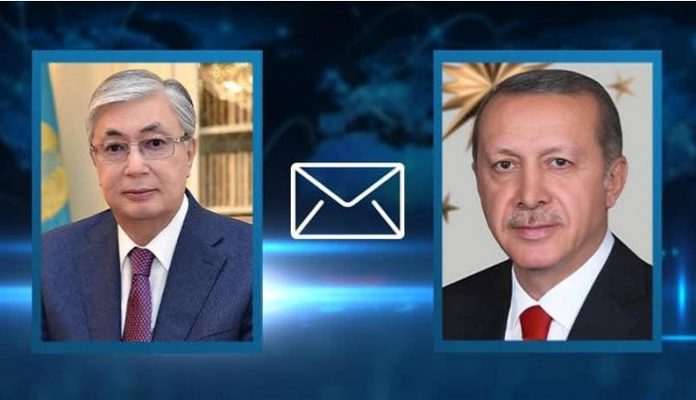 President Tokayev affirms Kazakhstan's readiness to support Turkey in facing wildfires