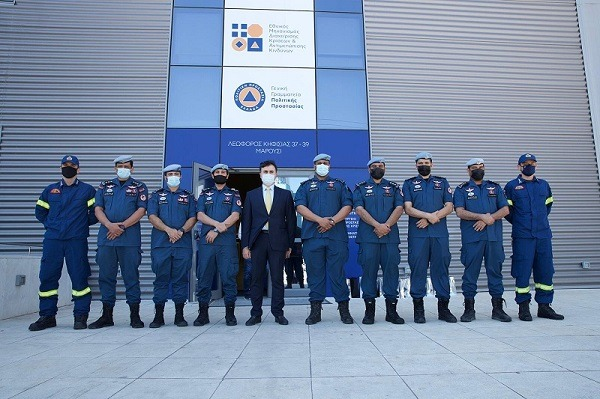 Qatar Search and Rescue Group concludes its mission in Greece