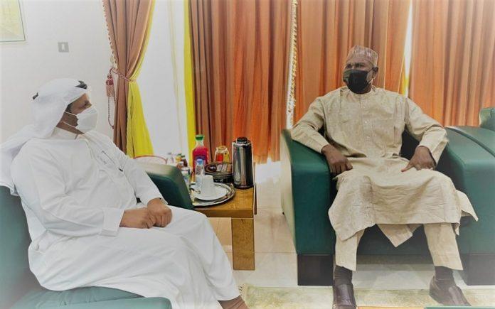 Saudi Envoy to OIC meets Nigerian counterpart in Riyadh