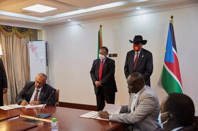 Sudan, South Sudan sign draft agreements to develop oil cooperation