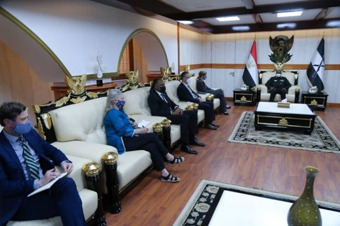 Sudan seeks to forge normal relations with U.S.