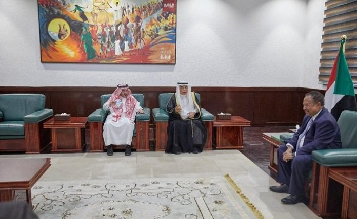 Sudan's PM receives invitation to attend Middle East Green Initiative Summit in Riyadh