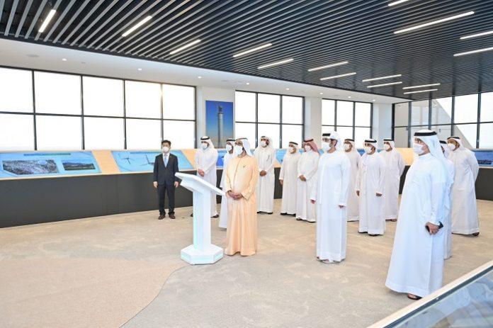 UAE VP inaugurates 300MW first stage of fifth phase of Mohammed bin Rashid Al Maktoum Solar Park