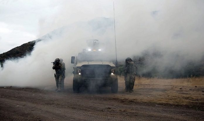 Azerbaijani-Turkish joint military exercises wrap up in Lachin district