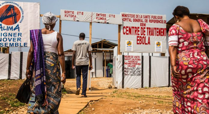DR Congo: Abuse allegations amid Ebola outbreak 'a sickening betrayal of the people we serve'