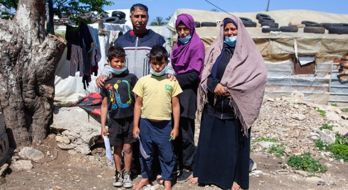 Lebanon: Almost three-quarters of the population living in poverty