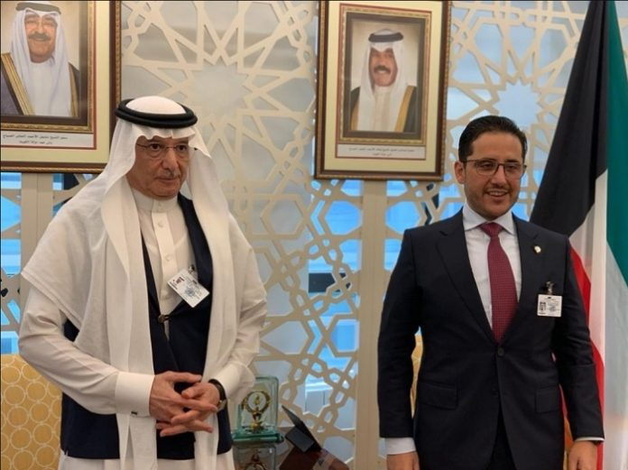 OIC Secretary-General, Kuwait's FM discuss prospects of bilateral relations