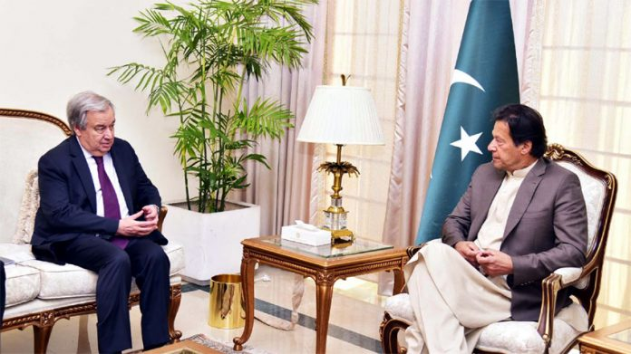 Pakistan's PM calls for more engagement to meet humanitarian needs in Afghanistan
