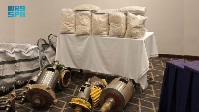 Saudi interior ministry, Nigerian counterpart foil attempt by Hezbollah-linked network to smuggle drugs into the Kingdom