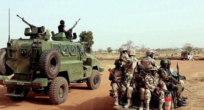 Thousands of Boko Haram militants surrender to Nigerian army