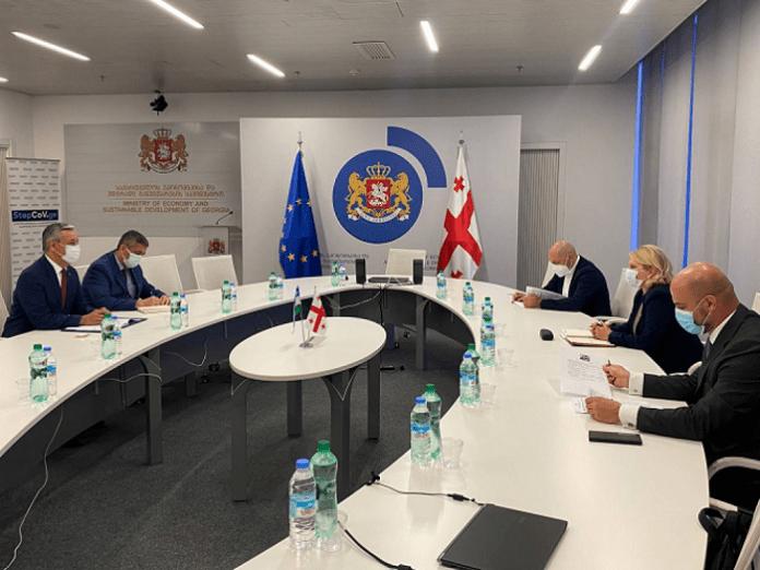 Uzbekistan, Georgia plan to encourage cooperation between businesspeople