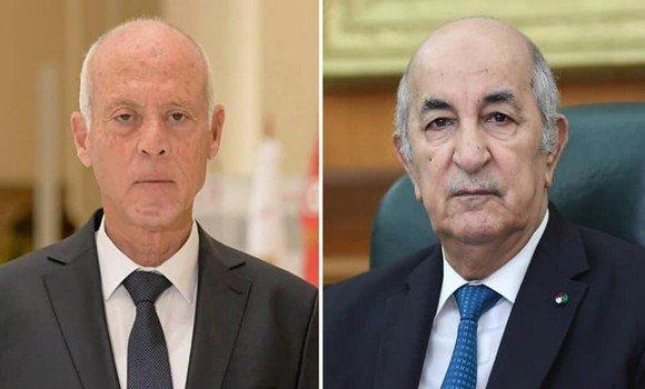 Algerian president congratulates Tunisian counterpart on formation of new government