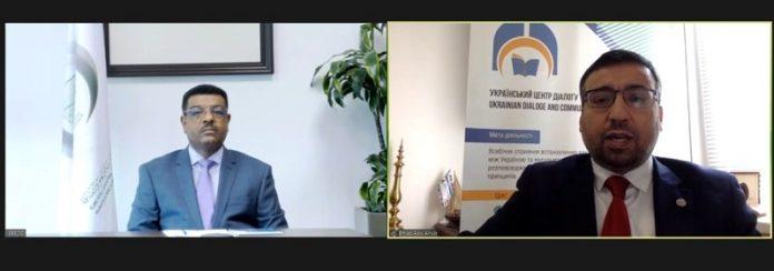 ICESCO, Ukrainian Dialogue Center explore cooperation prospects