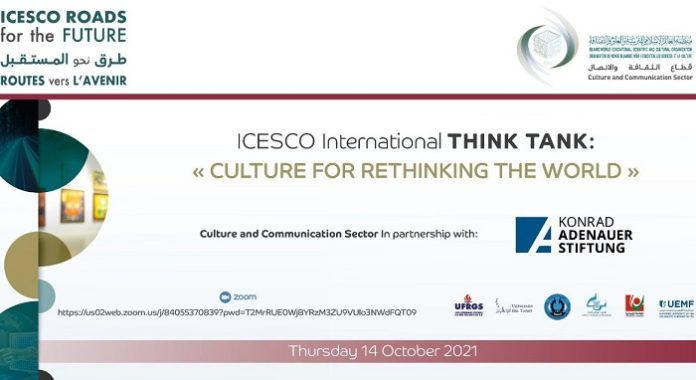ICESCO to launch international think tank for thought, letters and arts tomorrow